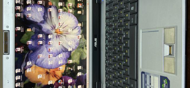 Замена видеочипа Asus Z37SP